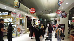 Suvarnabhumi Airport Food court