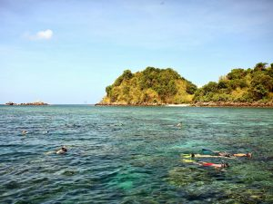 Snorkeling Koh Lanta 4 Islands Tour
