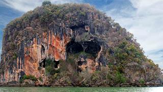 Koh Lanta Tours - Koh Talabeng & Koh Phee Sea Canoe Tour
