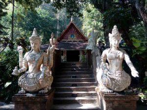 Wat Pha Lat Temple - Chiang Mai