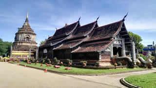 Chiang Mai Wat Chiang Yuen