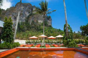 Aonang Paradise Resort pool