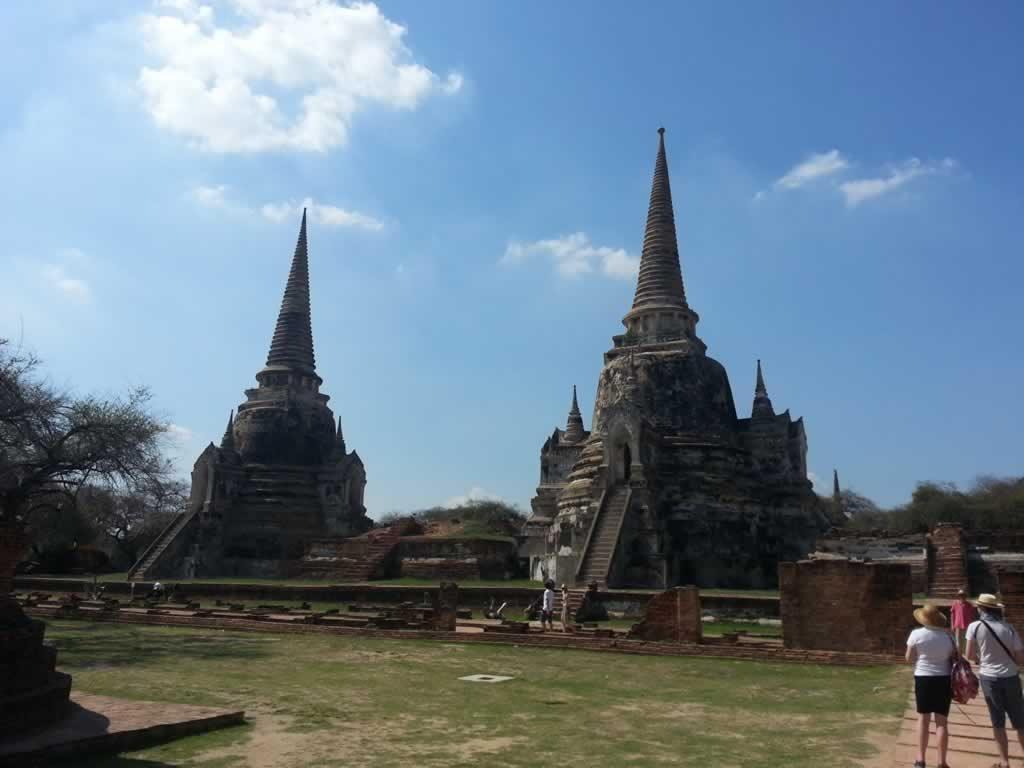 Ayutthaya Tours to - Ayutthaya Historical Park