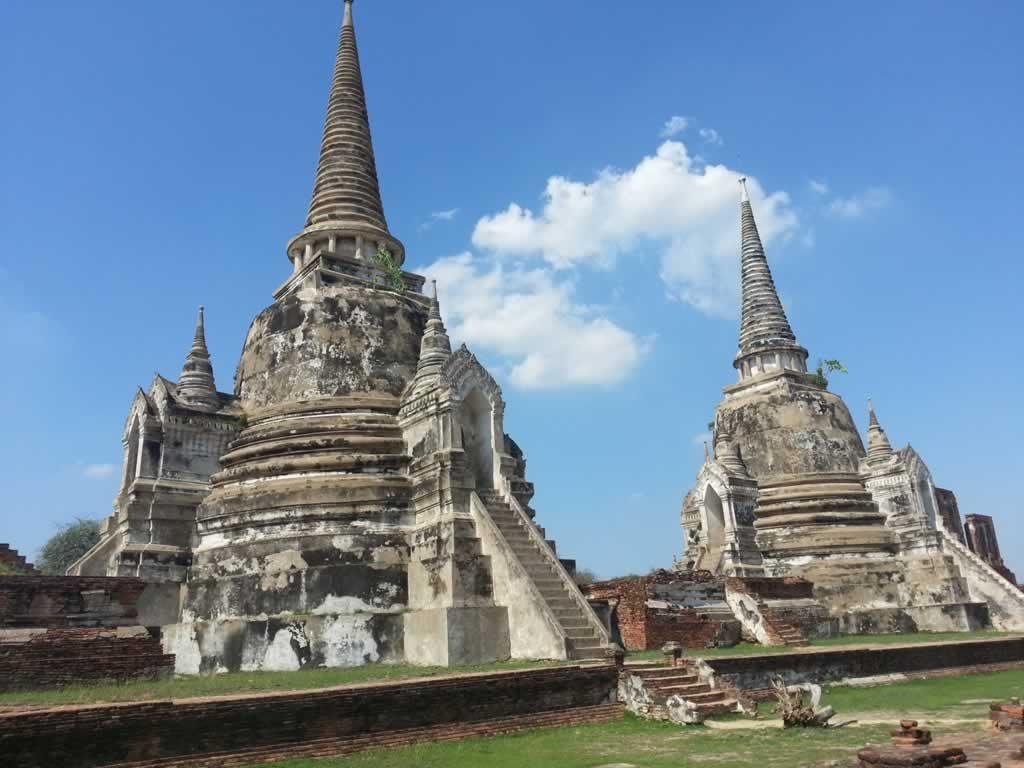 Ayutthaya Tours - Visit at Historical Park
