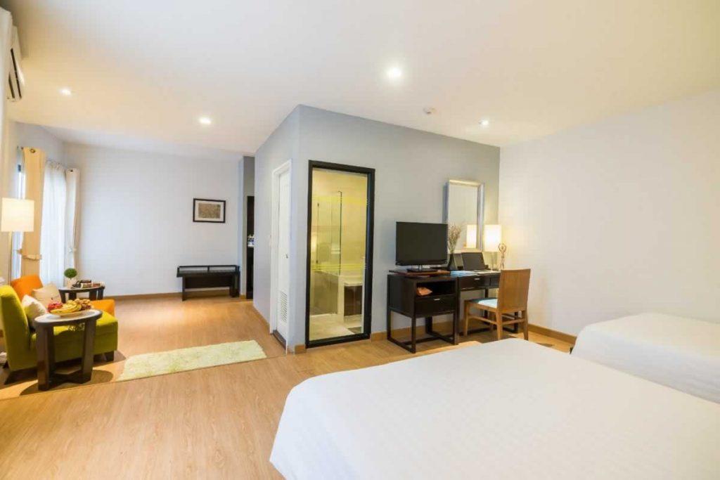 Hotel De Bangkok - Deluxe Room
