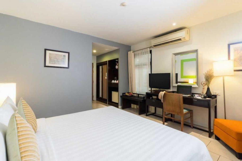 Hotel De Bangkok - Room Type Urban