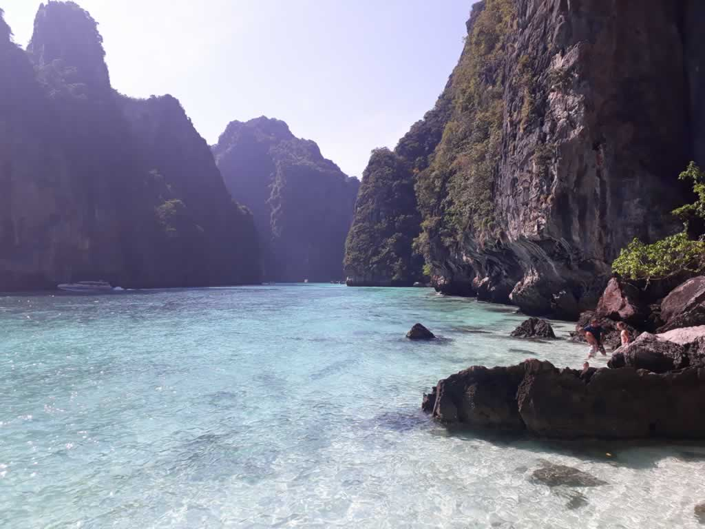 Pileh lagoon - Phi Phi Islands