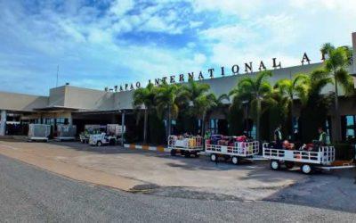 Pattaya Airport aka Utapao Airport