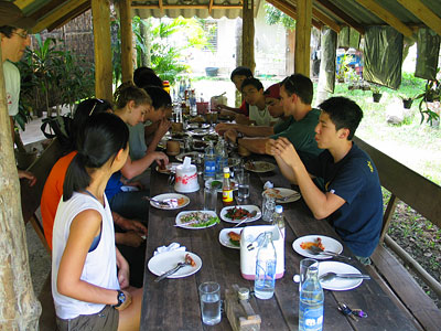 Forest Trip lunch