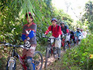Cross Country Jungle Ride
