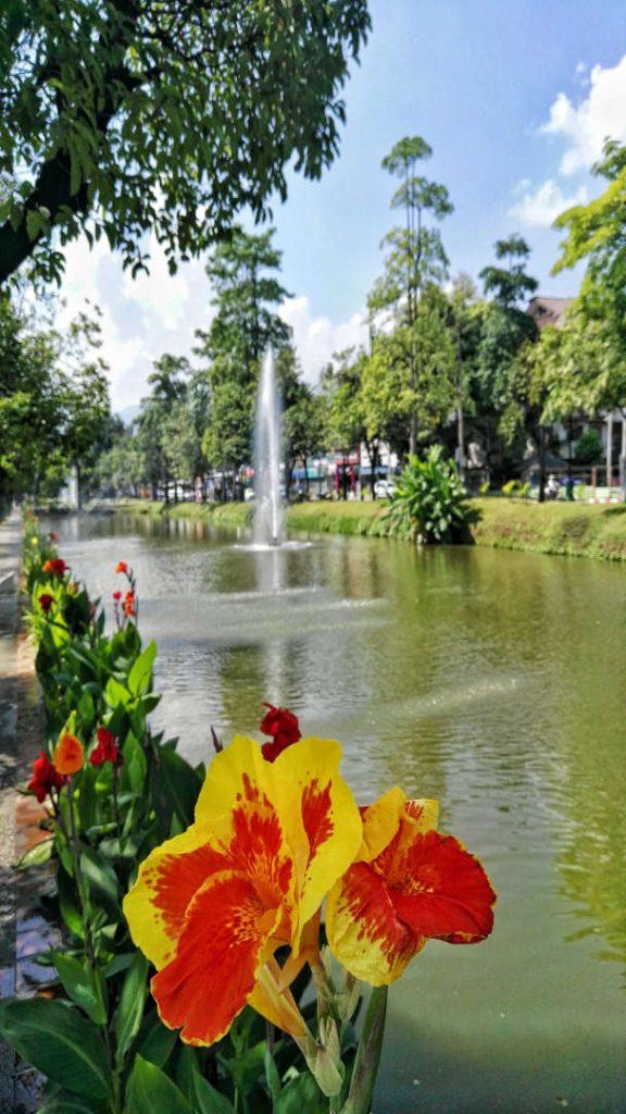 Chiang Mai Moat Canal