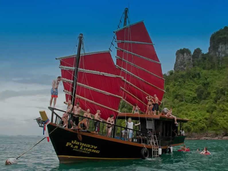 Krabi Sunset Cruise - Pla Luang