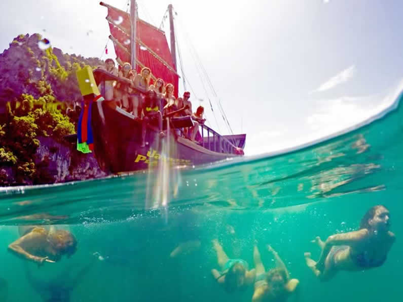 Krabi Sunset cruise - Dive In