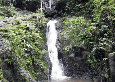Ton Sai Waterfall, Khao Phra Thaeo National Park, Phuket Island.