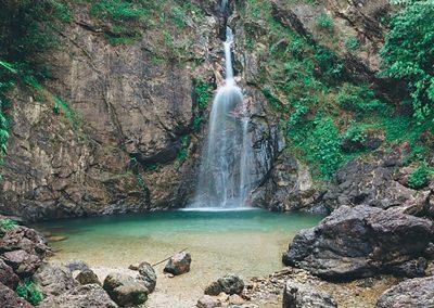 Chock Kadin Waterfall