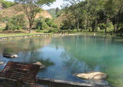 Hot Sping Lam Nam Kok National Park