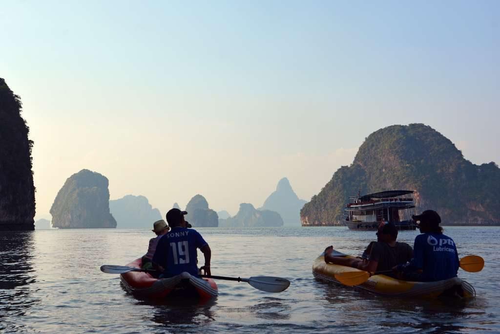 Phang Nga Bay Tour