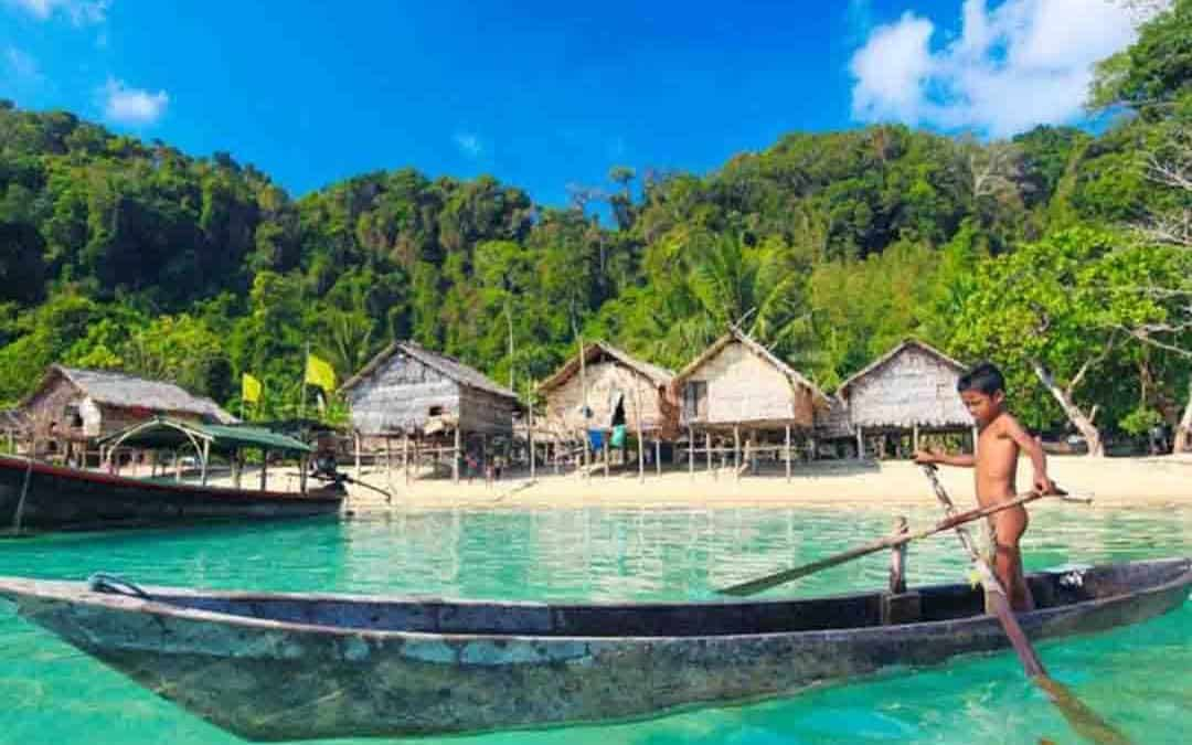 Mokken Surin Island