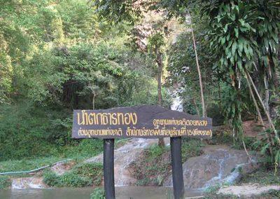 Tharn Thong Water fall