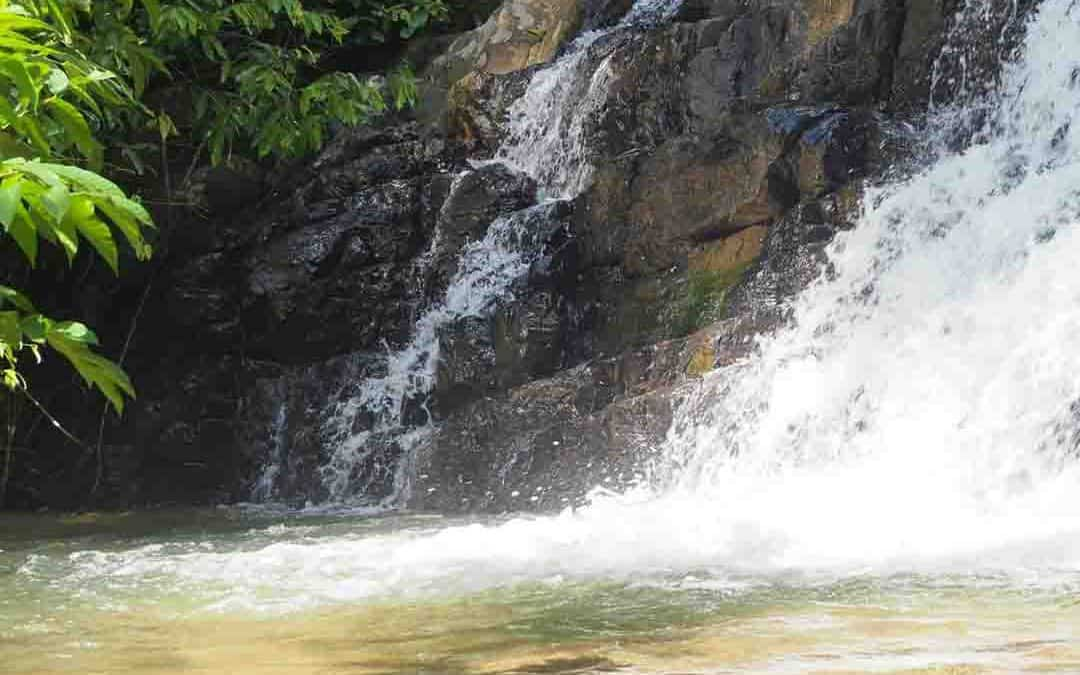 Huai Sa Da Waterfall