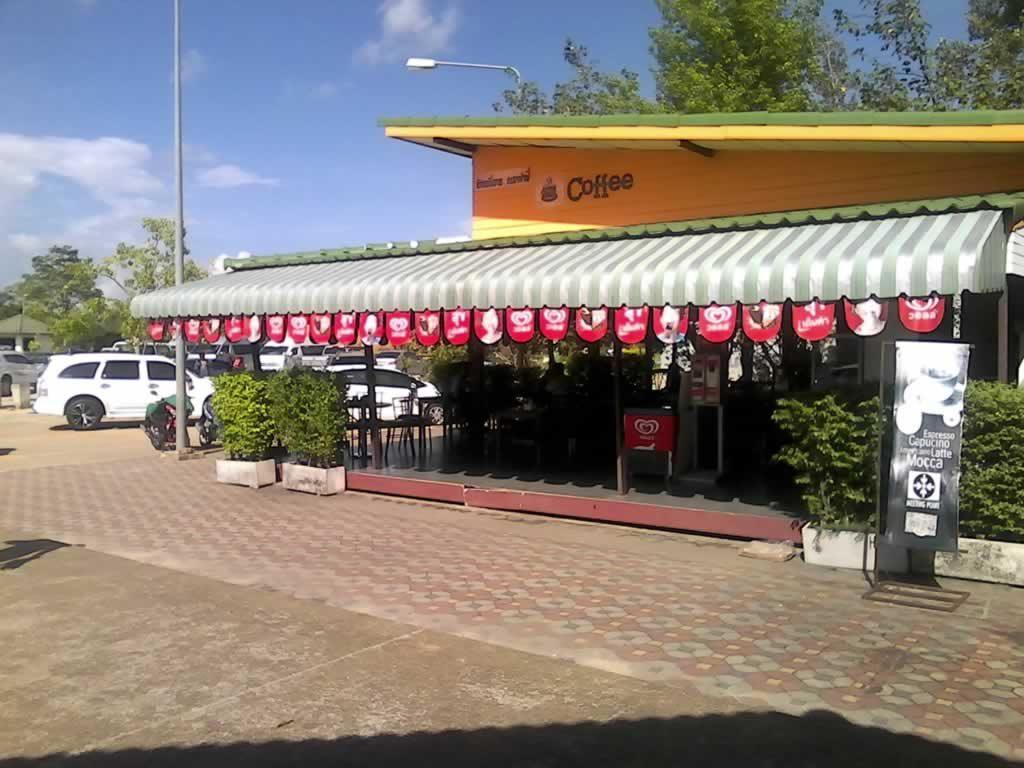 Klong Jirad Pier - Coffee-Shop