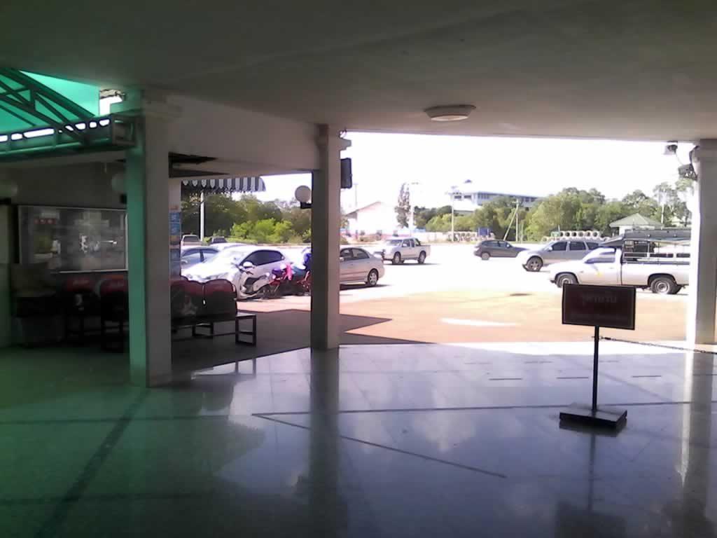 Klong Jirad Pier Krabi - Meeting-Point-Arrival-Hall