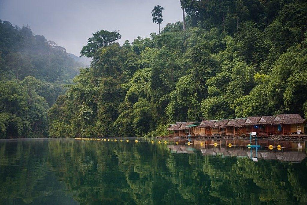 cheow lan lake Thailand