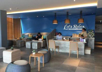 Cafe at Wake Up Ao Nang