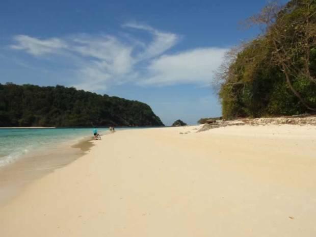 Koh Rok Island Beach