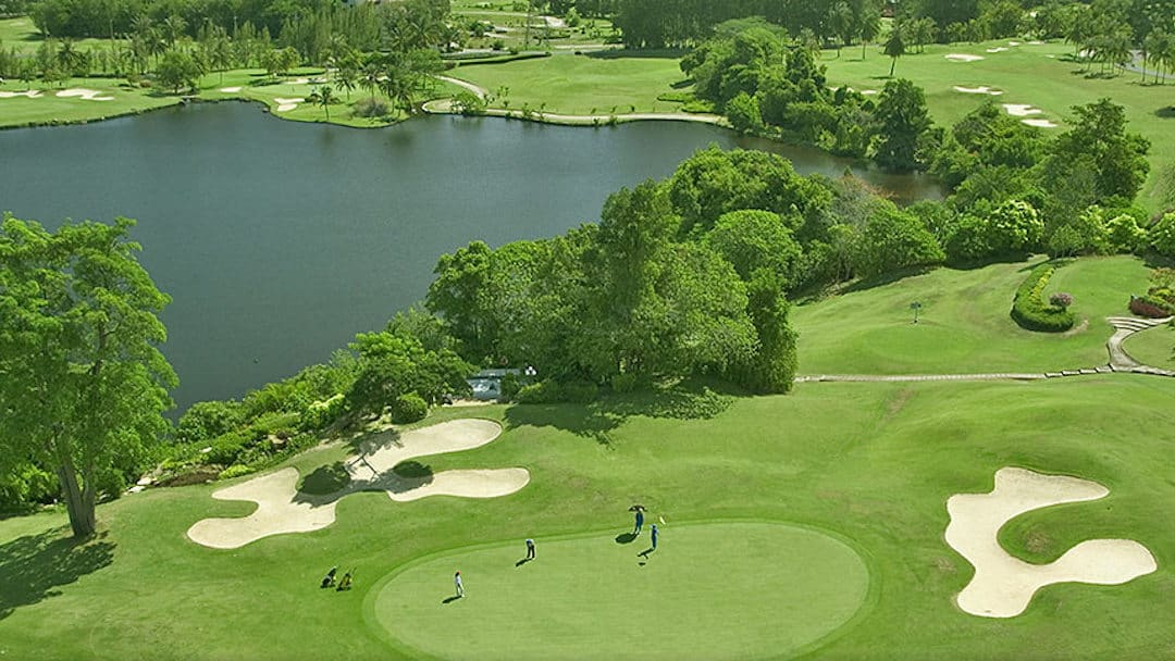 Phuket Country Club Golf Course