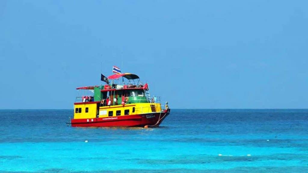 Reggae Queen - Thailand Snorkeling Experience