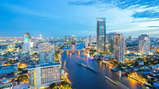 Ville de Bangkok, Thaïlande