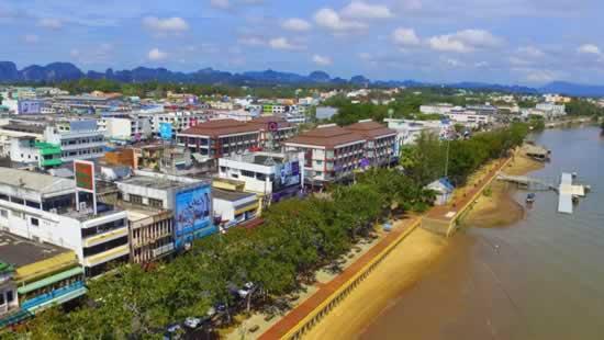 Krabi Town, Krabi, Thaïlande