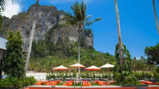 Aonang Paradise Resort, Krabi Hôtel